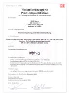 HPQ Certificate DB