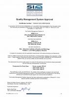 TSI Certificate Modul H1